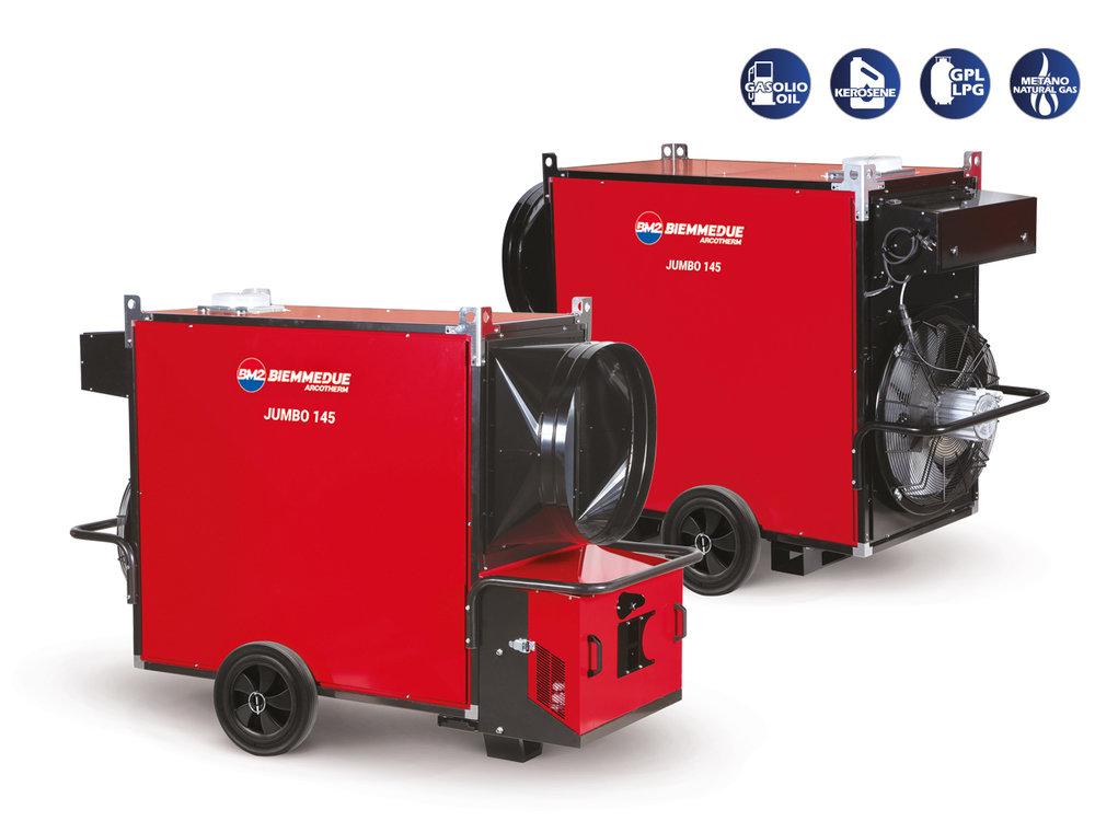 Riscaldamento Con Aria Calda.Bm2 Generatori Aria Calda Macchine Per La Pulizia