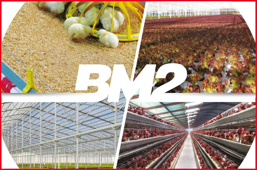 riscaldamento biemmedue per agricoltura e allevamento