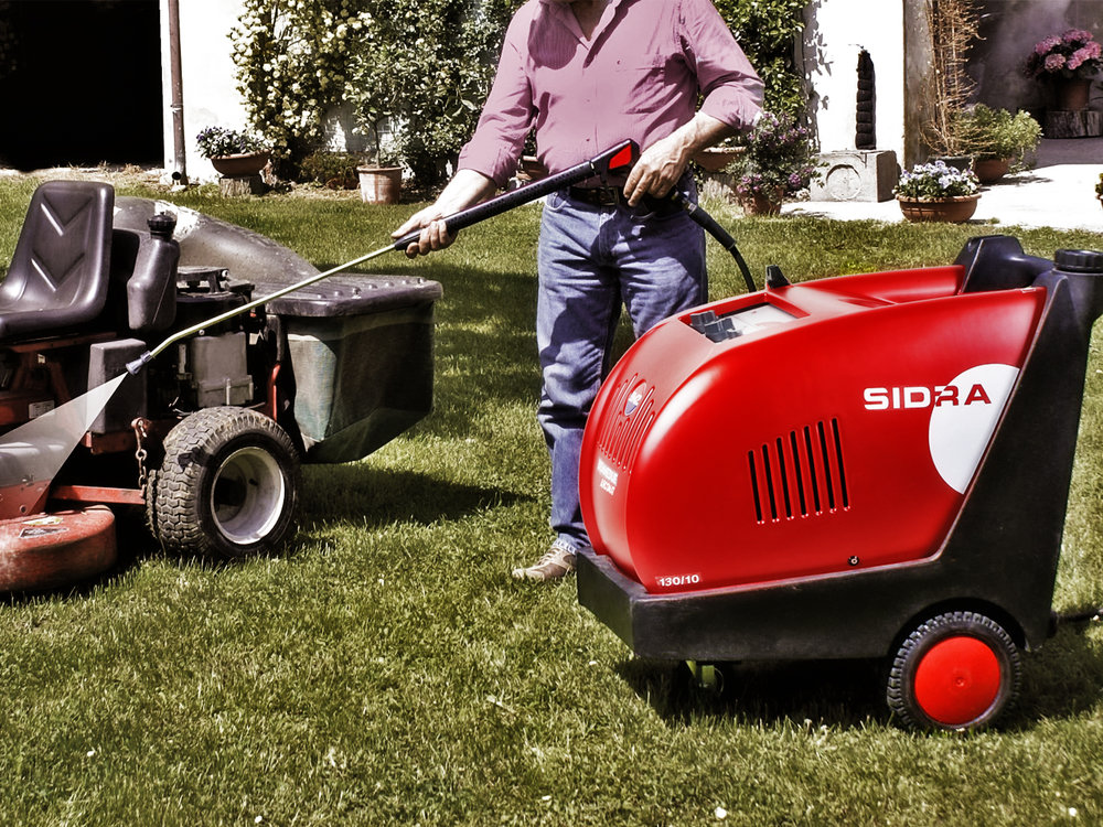 high pressure cleaner sidra by biemmedue spa italy made in italy cleaner products