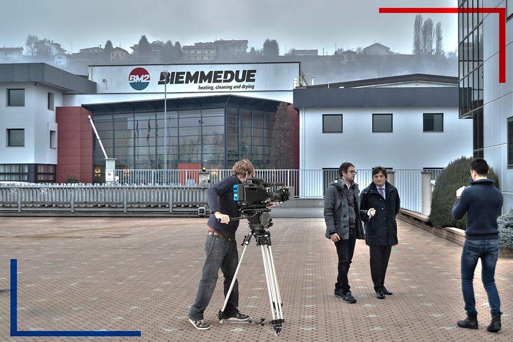 biemmedue cherasco in onda su la7 tagadà programma tv .jpg