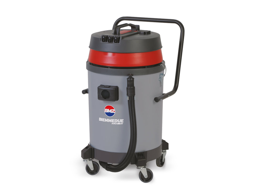 SP 80 EVAC - WET & DRY VACUUM CLEANERS WITH DISCHARGE PUMP