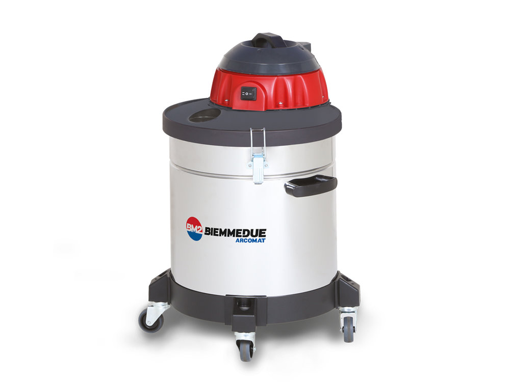MAXIM 40 M OIL - PROFESSIONAL VACUUM CLEANER FOR PICK-UP AND SEPARATION OF EMULSIFIED OIL AND CHIPPINGS