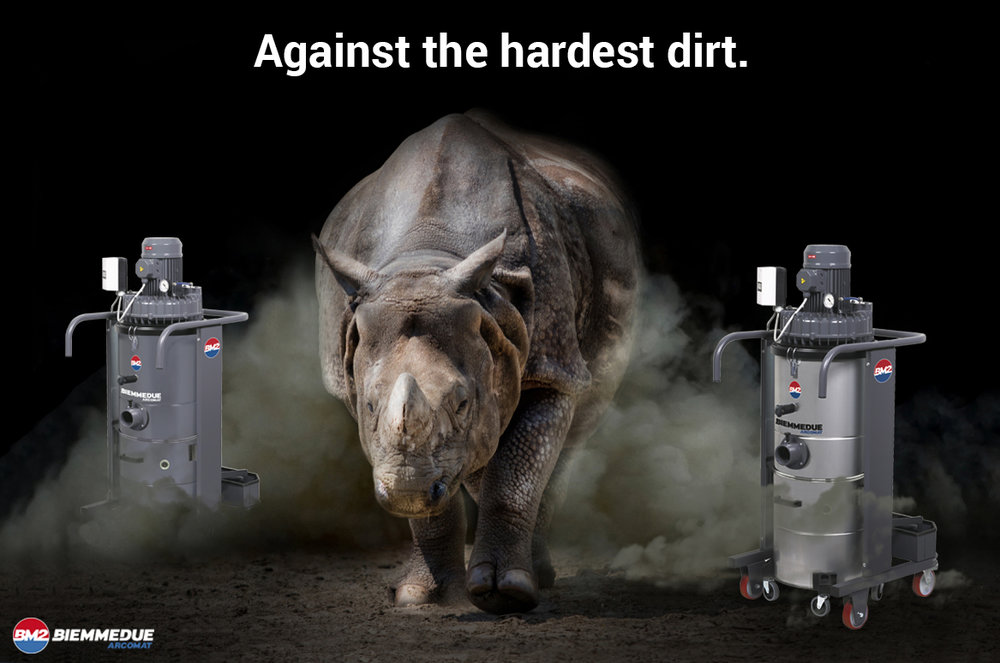 TT & TTV - HEAVY DUTY INDUSTRIAL VACUUM CLEANERS