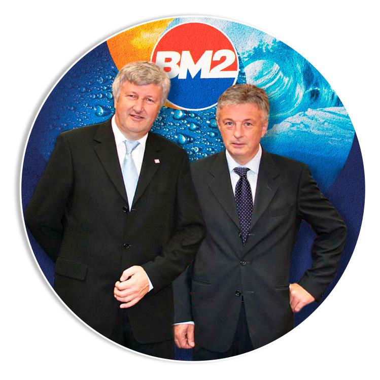 ACQUISIZIONE - Acquisizione del 100 % delle azioni dell'Azienda BIEMMEDUE S.p.A. da parte dei fratelli Mariano e Pier Antonio Costamagna.