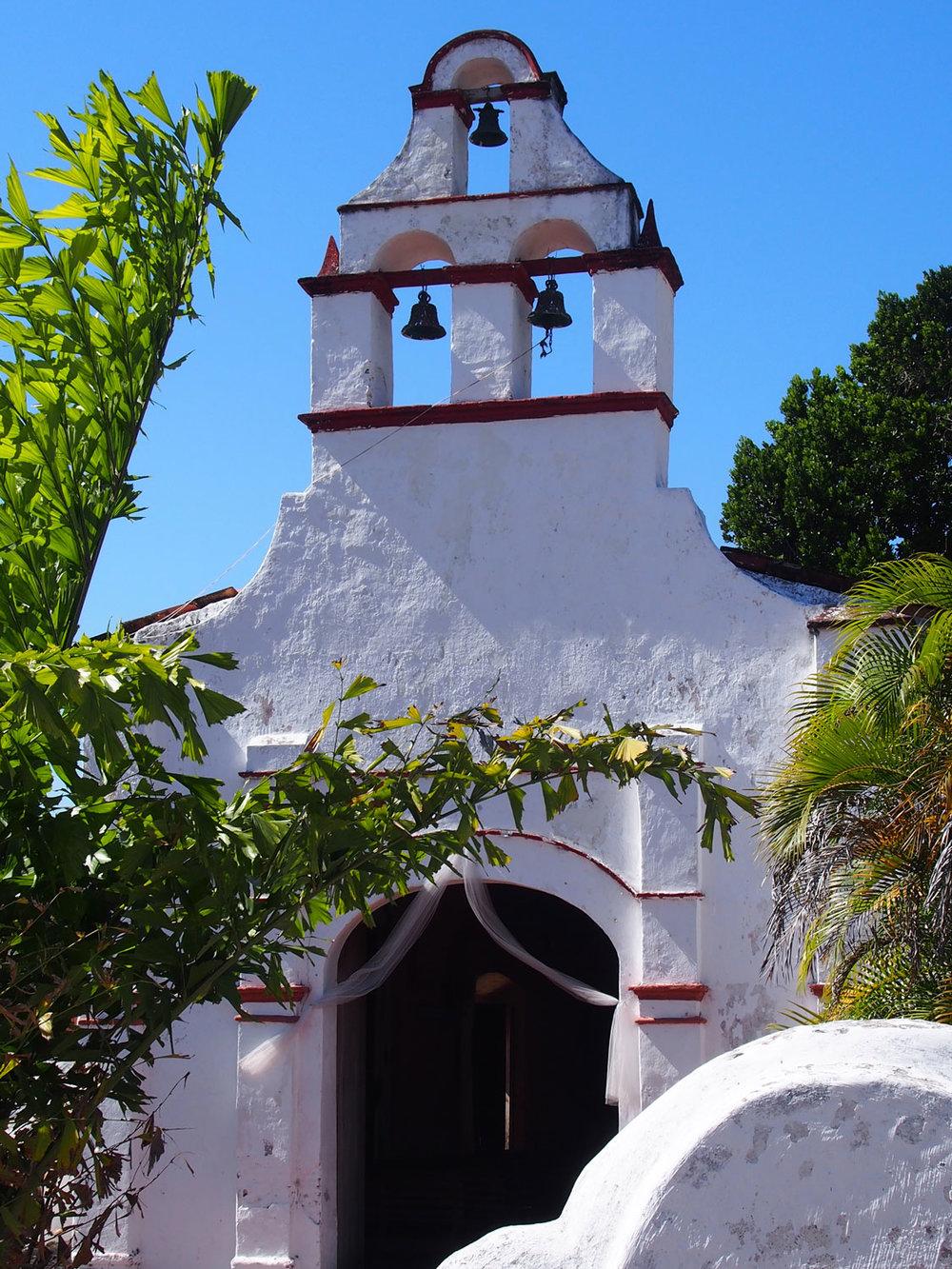 Ermita del Rosario, 1523