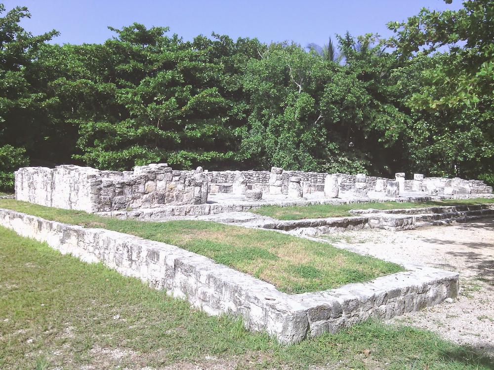 The jungle park of San Miguelito.