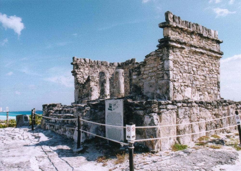 Yamil Lu'um ruin