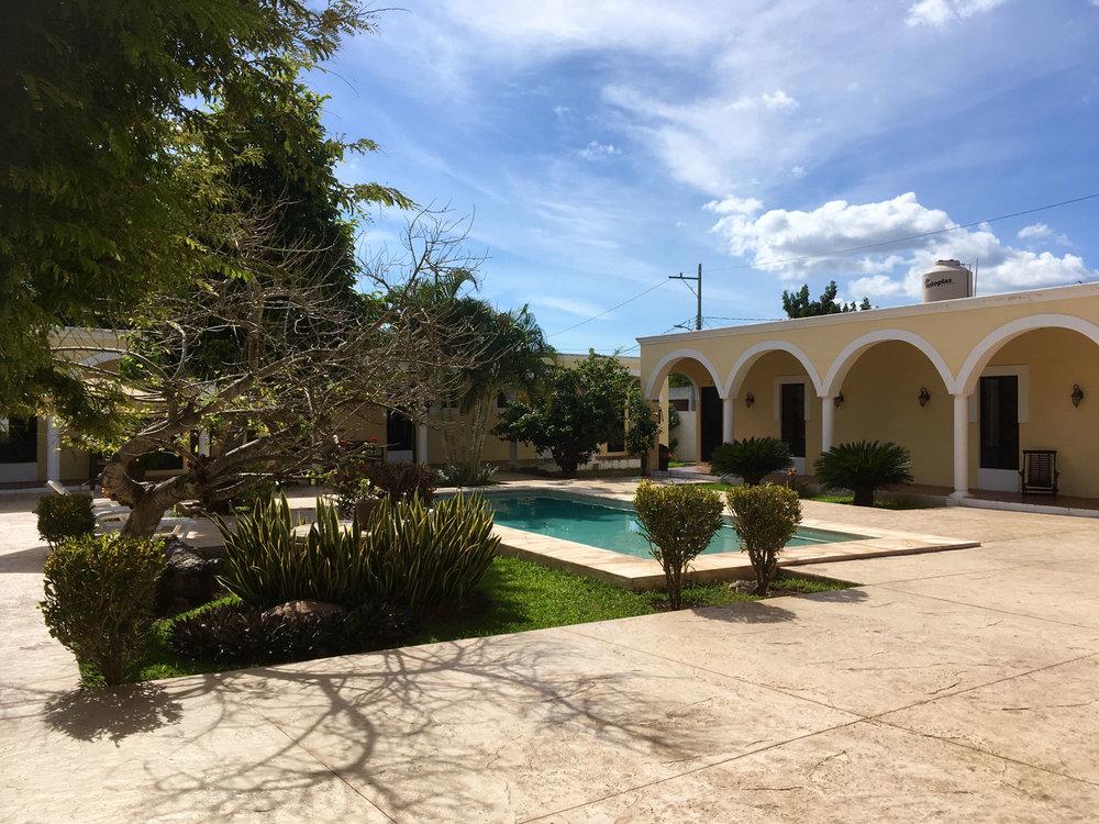 Hacienda Izamal.