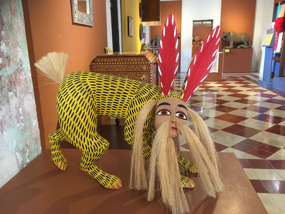 Angélico Jiménez: Nahual.