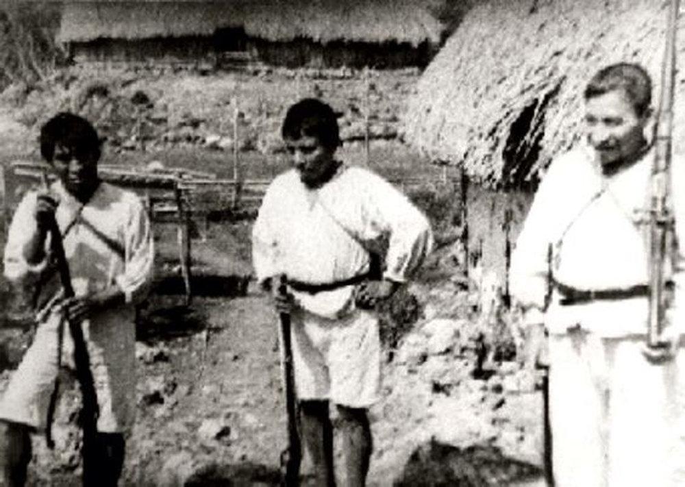 Caste War. Source:  pinterest.se .