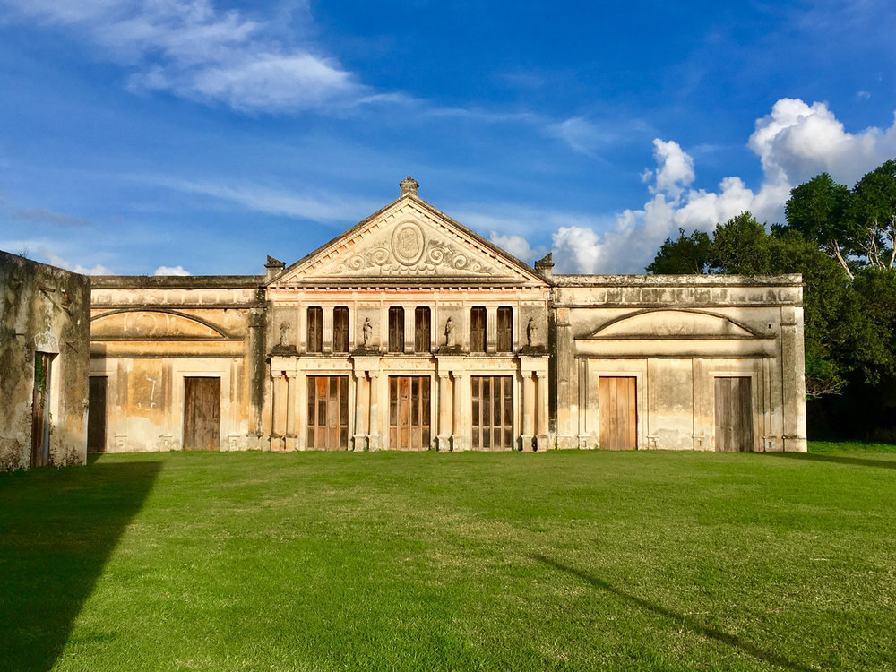 Hacienda Yaxcopoil.