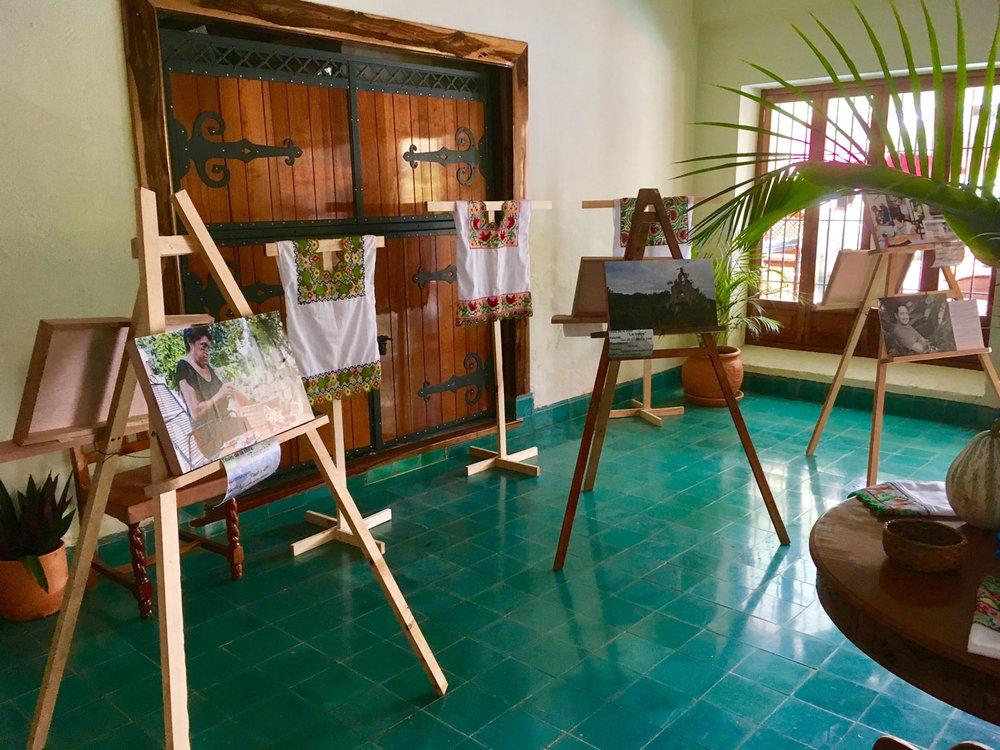The Maya Room.