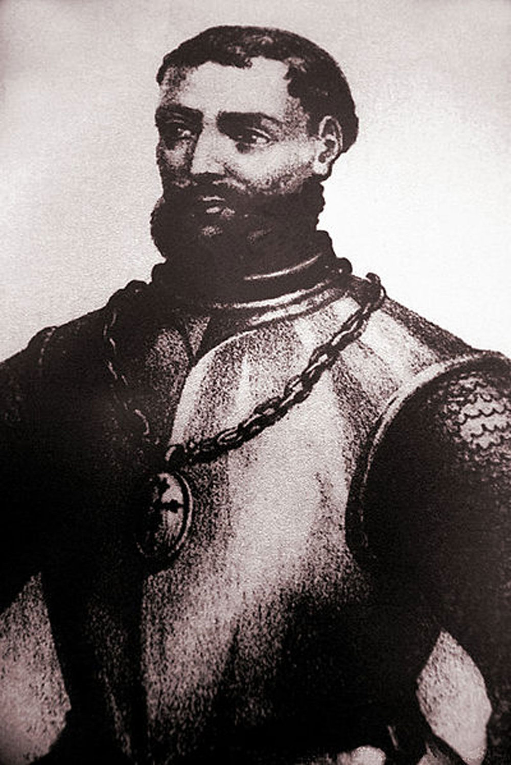 A portrait of Francisco Hernández de Córdoba:  en.wikipedia.org .