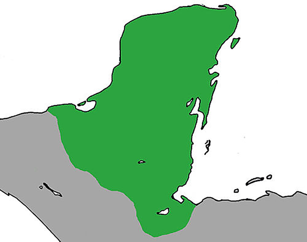 The League of Mayapán, circa 1200:  wikipedia.org .