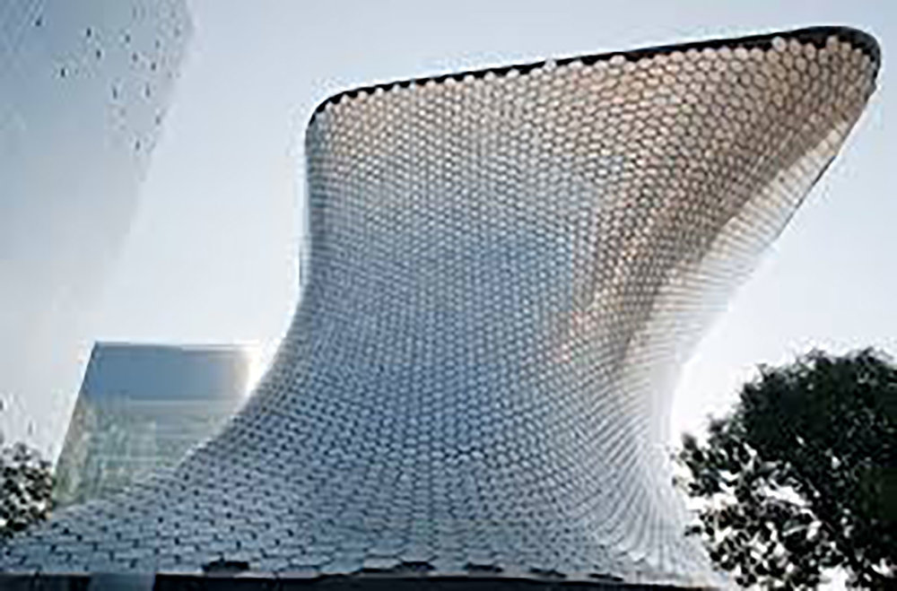 Museum Soumaya, courtesy of Flickr.
