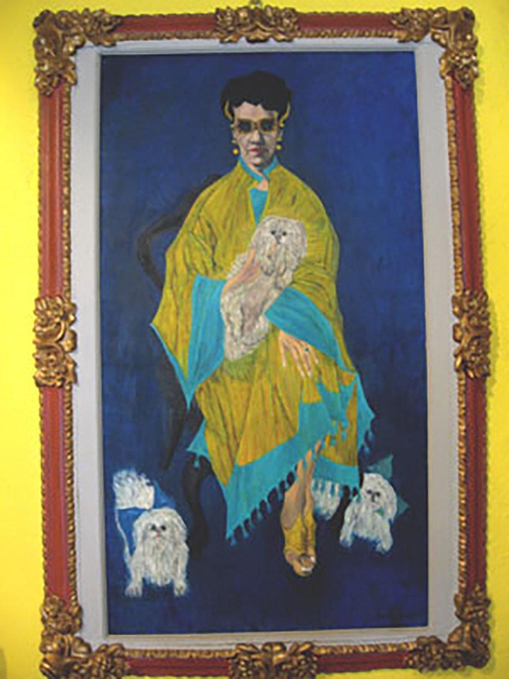 Peggy Guggenheim by R. Brady:  artsandculture.google.com .
