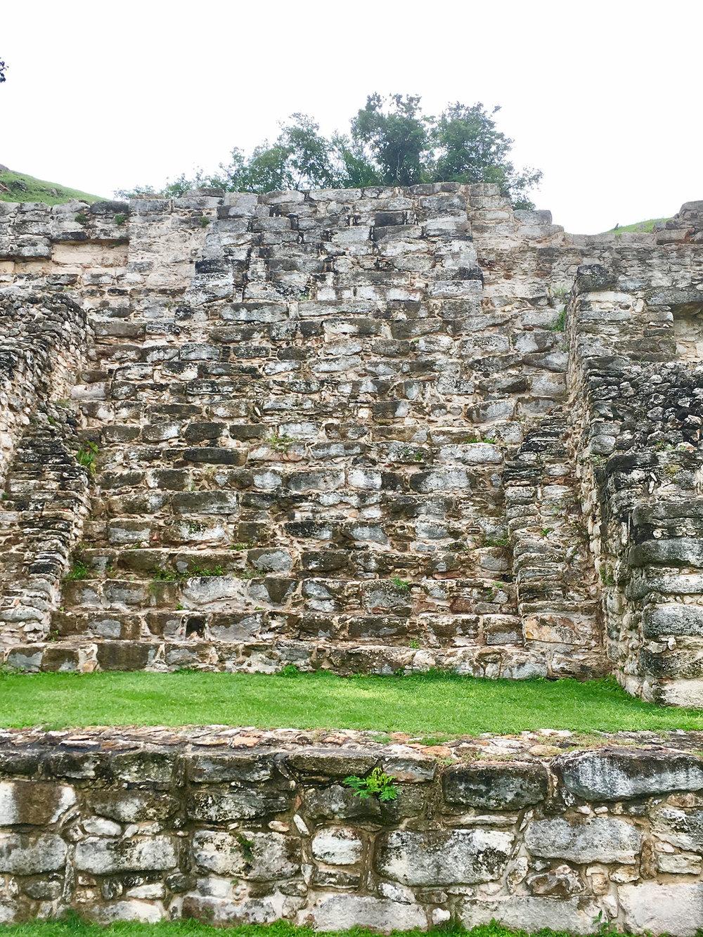 The Chultún Temple.