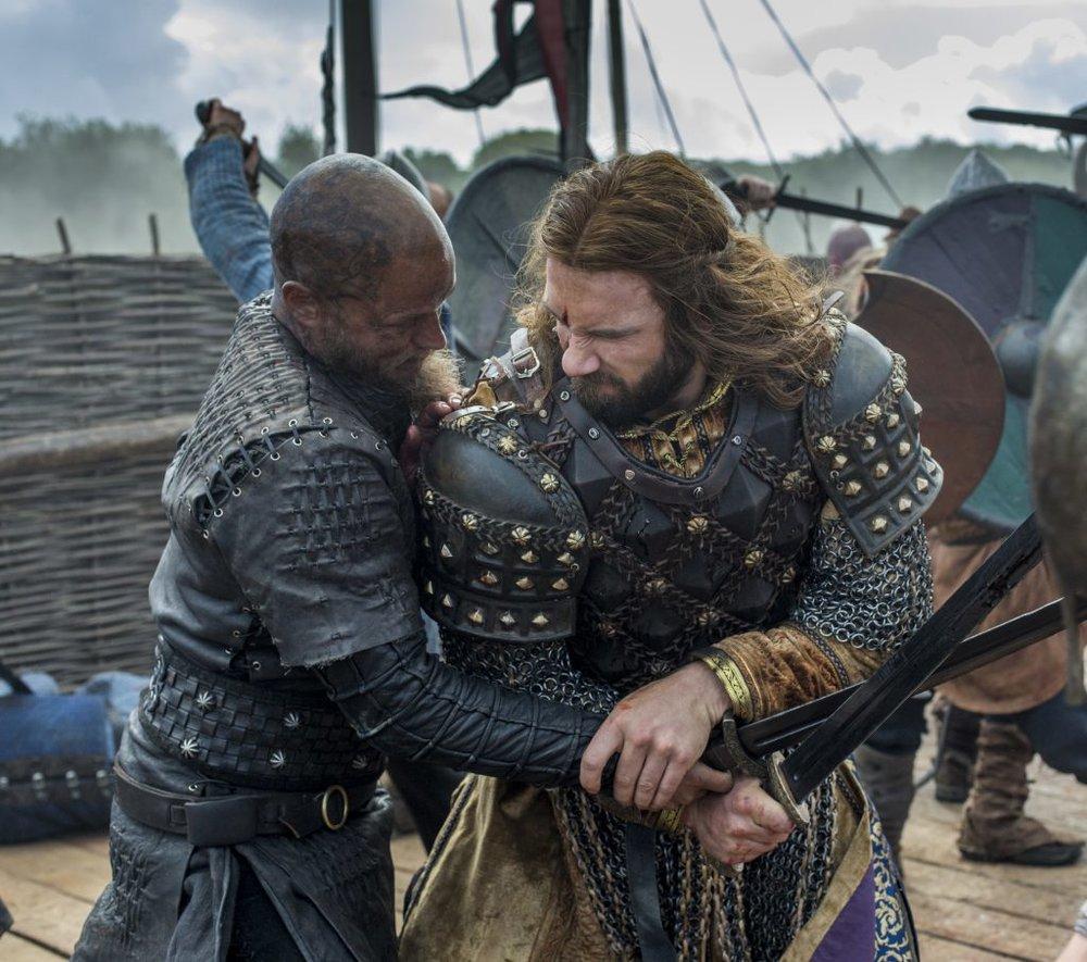 Ragnar v Rollo
