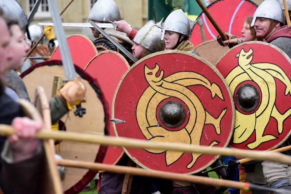 JORVIK Viking Festival 2016 - Afternoon Battle (4).jpg