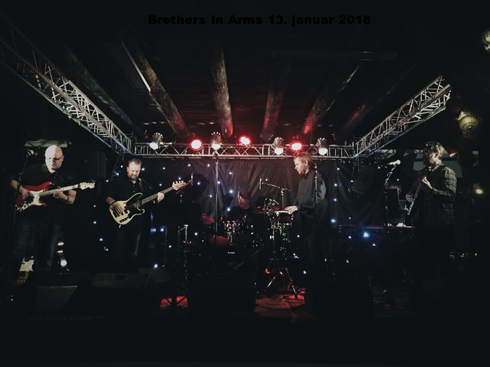 Brothers In Arms 13. januar 2018