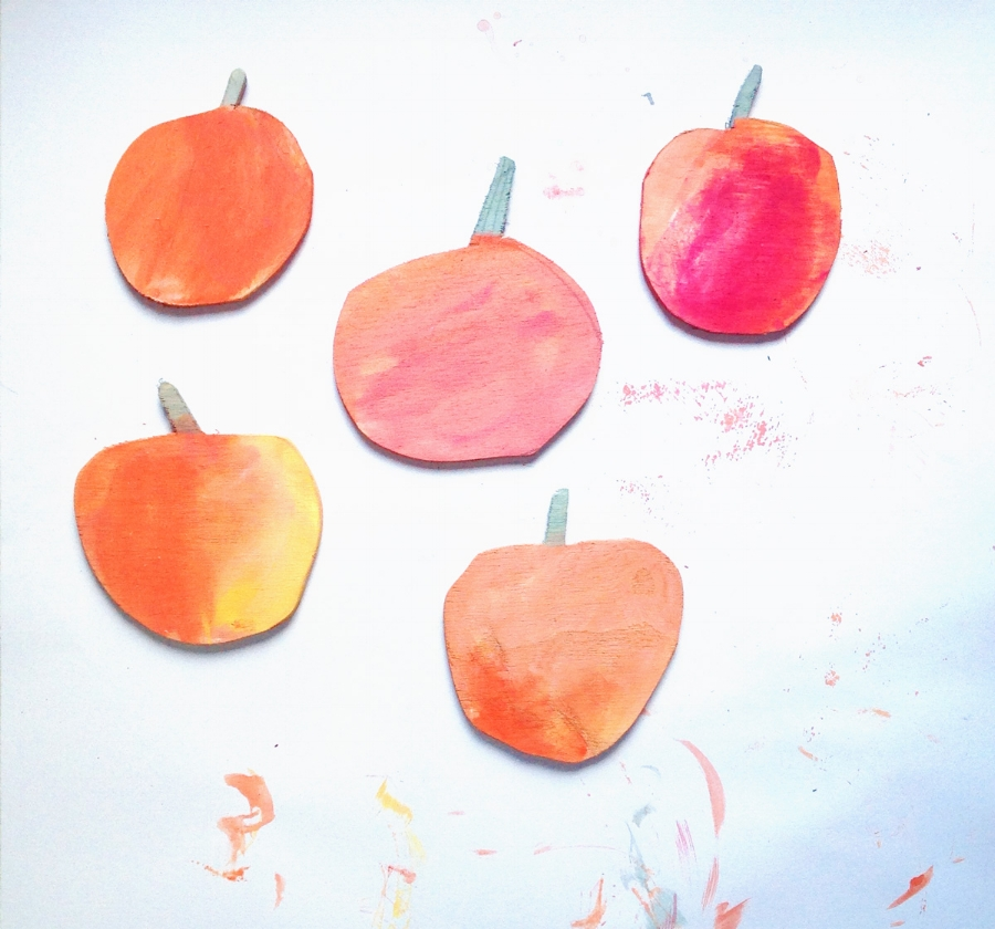 Holzäpfel