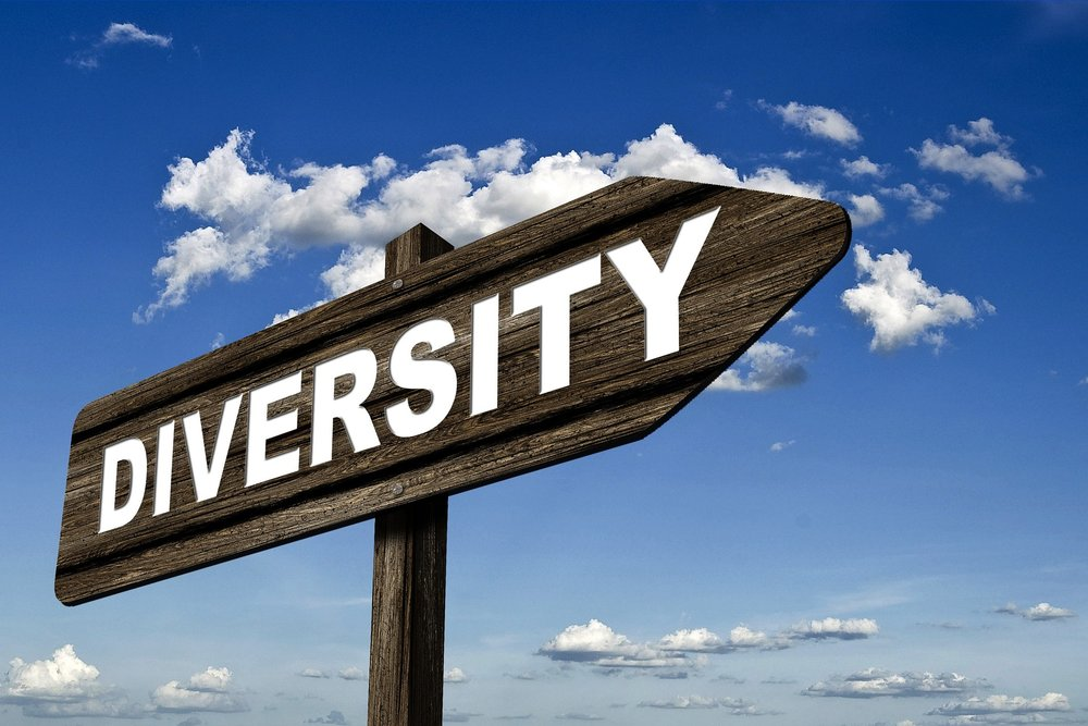 Diversity sign_Culturally Responsive