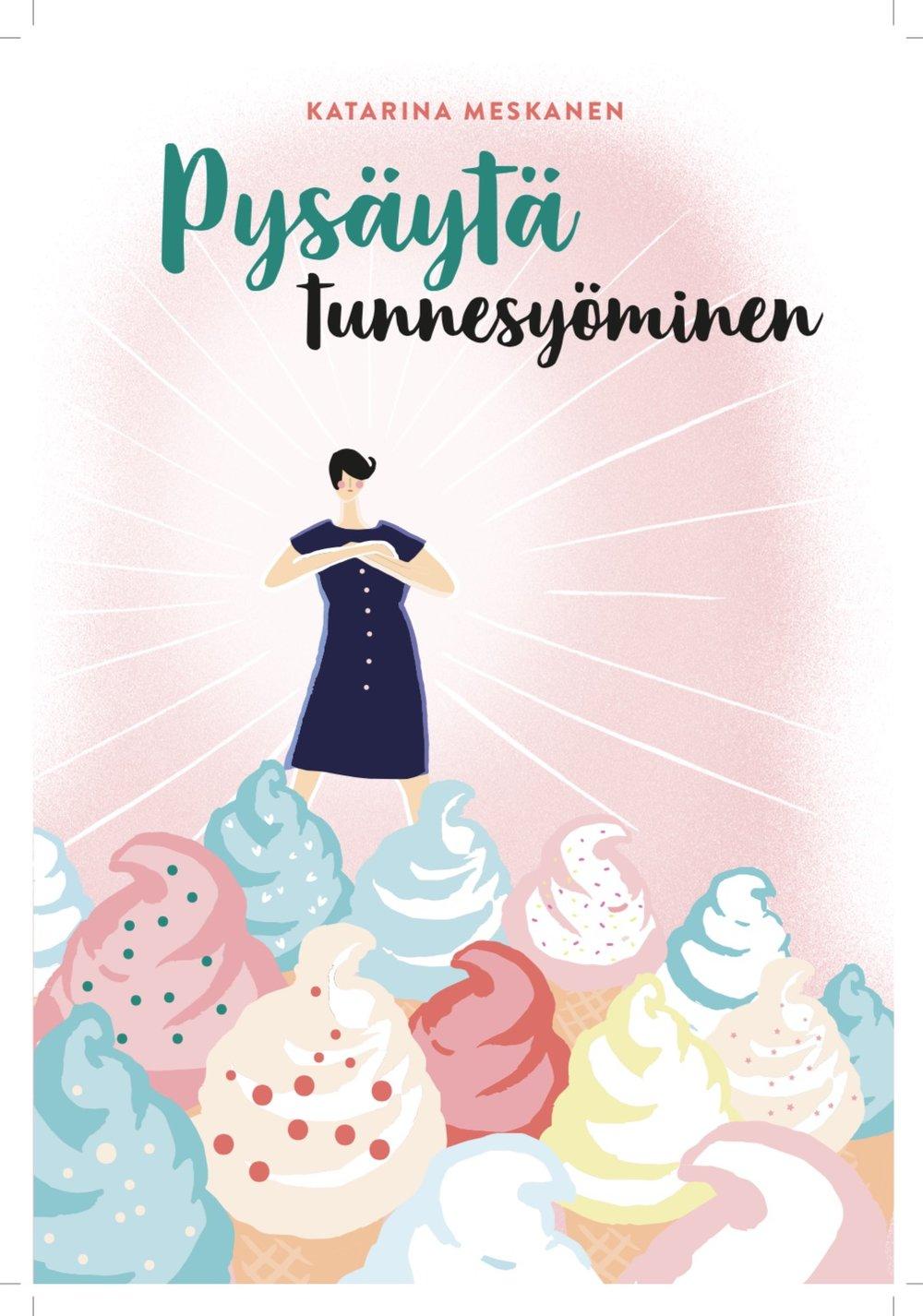 Kannen grafiikka: Ina Majaniemi Kirjan kustantaja: Tuuma