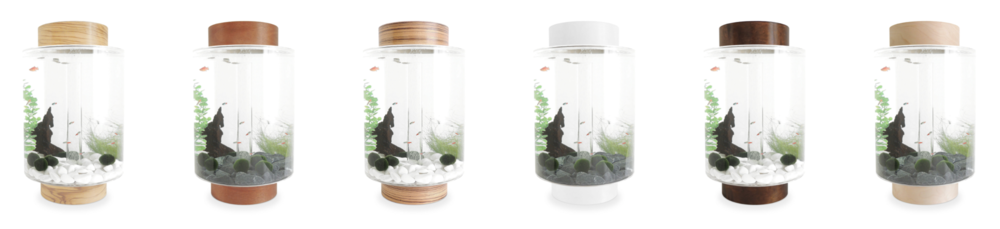 Scandinavian aquariums