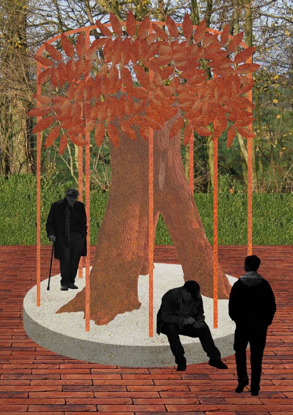 Trinity tree - Maarkedal