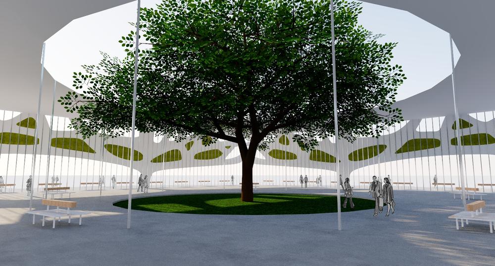 Dance lime tree - Model 3 -
