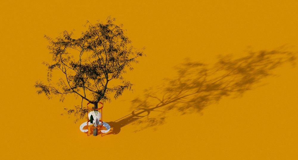 Meeting tree -