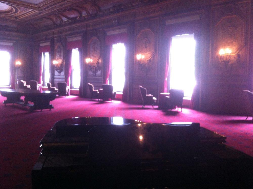 Tuning at the Metropolitan Club