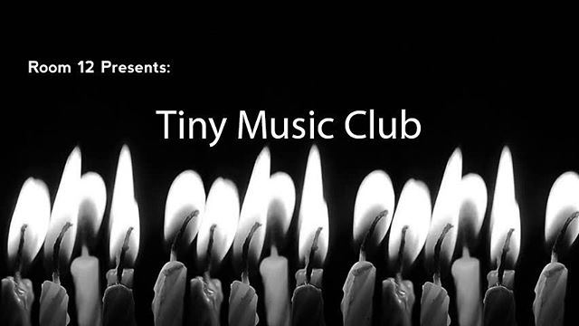 We make a return to the parish with some local jams at the opening of a new music night in #SwordsCity at #Room12 for Tiny Music Club tomorrow night w/ @racheltheelf & more tba