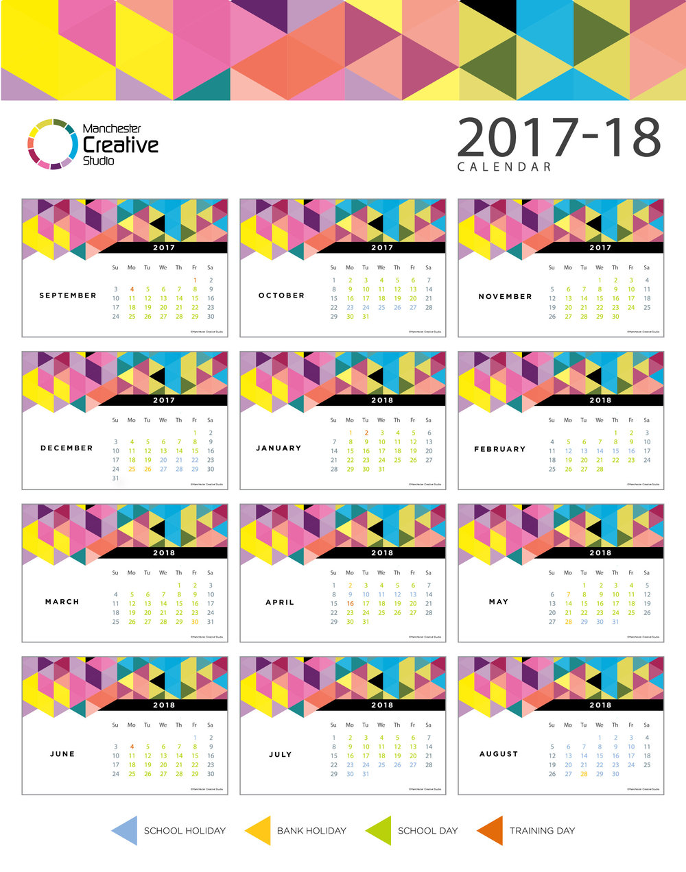Click here to see in detail MCS 2017 - 18 Calendar