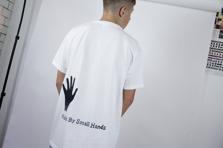 Socially conscious fashion. Conceived, designed and produced at MCS.