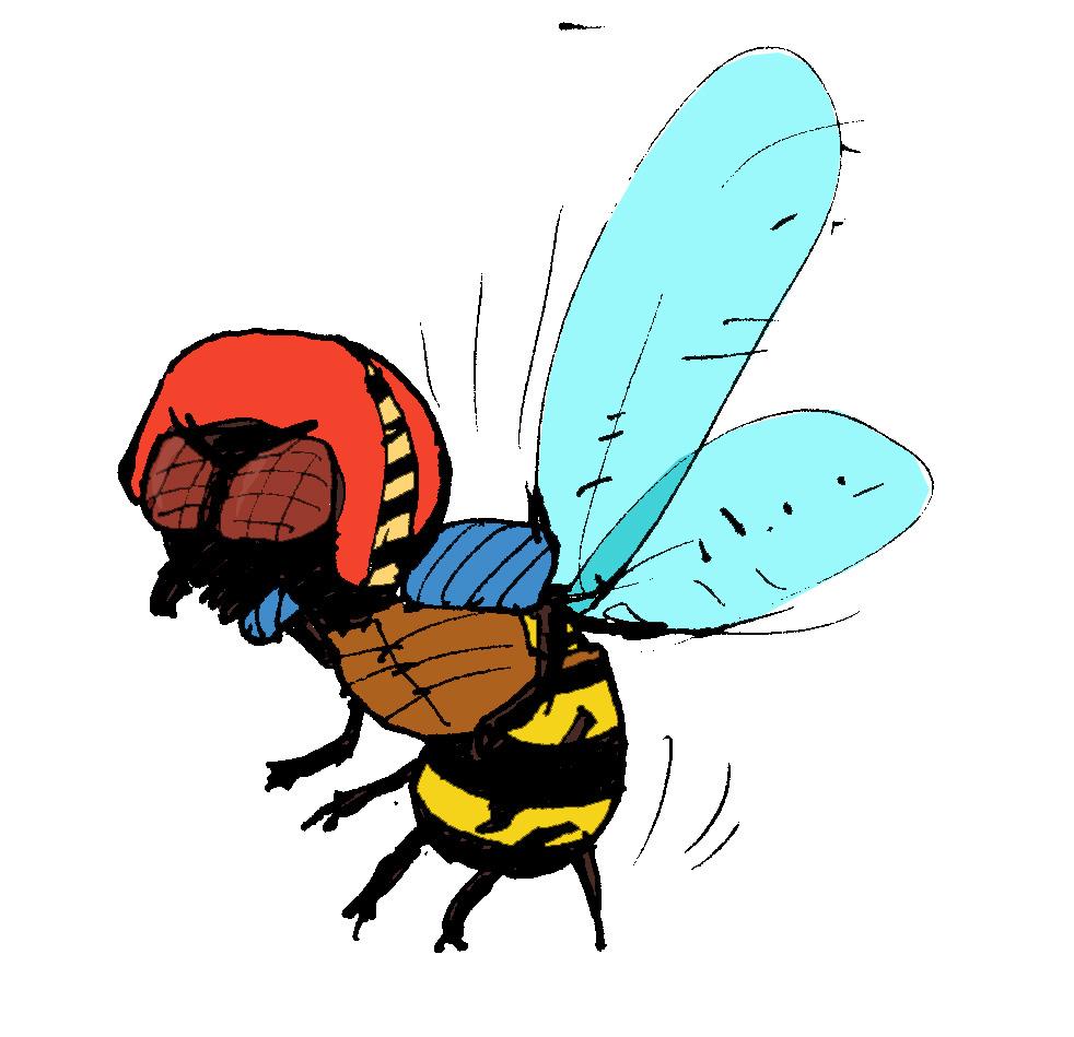 50 mill insekt