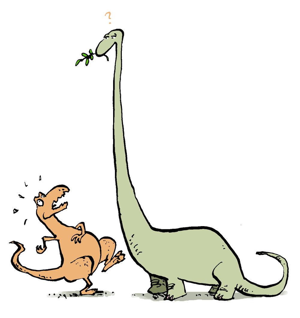 35 m dinosaur