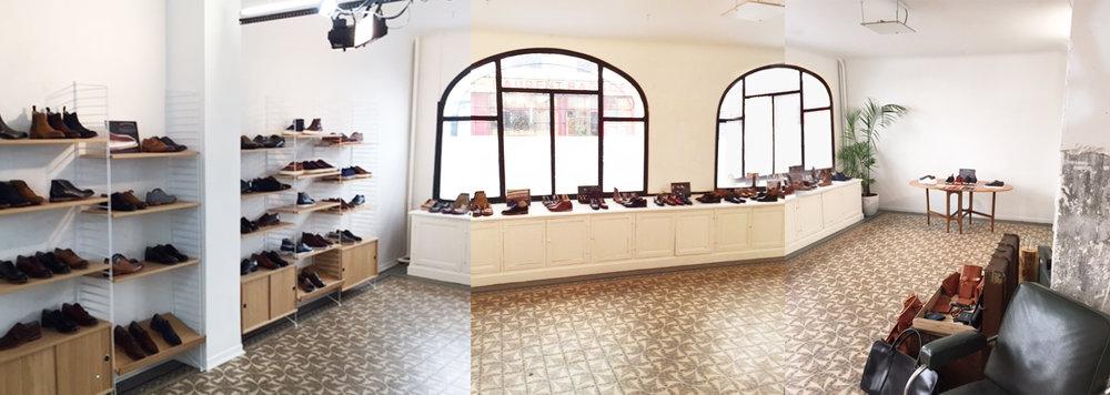 showroom B2B