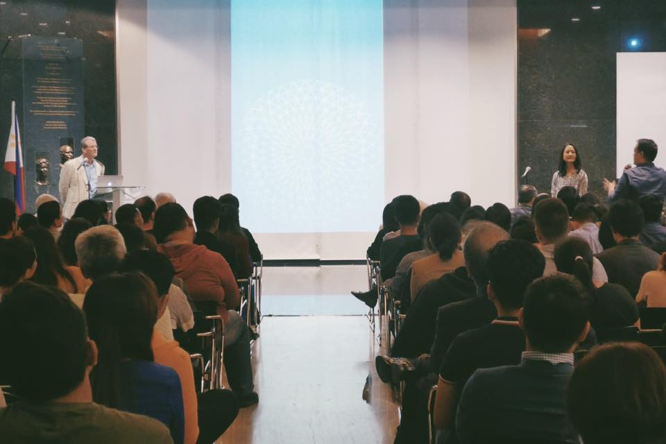 The event attracted a mixed audience of nearly 180 people, the largest for Design Talks at Ayala Museum