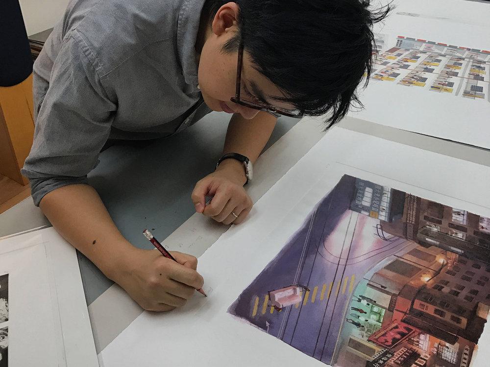 香港轉角 Hong Kong Story Corner