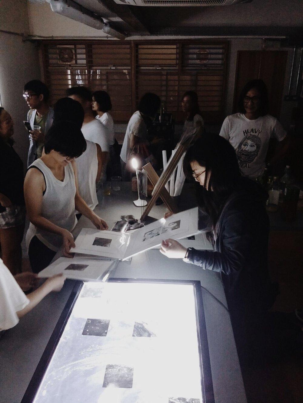 Jessica Fu's artist -