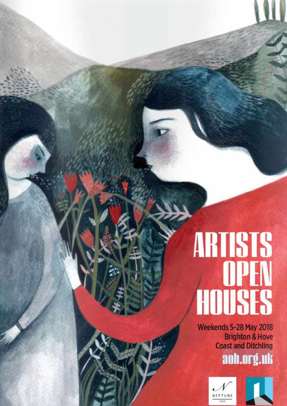 - Exhibition Dates: 5 - 28th May 2018 Artists Open Houses: This May over 200 artists' homes and studios are opening their doors to exhibit work from over 1,000 artists and makers in Brighton and Hove, reaching from Portslade to Kemptown, out to Rottingdean, Newhaven and the South Downs village of Ditchling.Plan your visit around the 13 individual trails shown on the AOH website, or take your pick from the wealth of Open Houses on offer.    https://aoh.org.ukhttps://www.brightonfringe.org