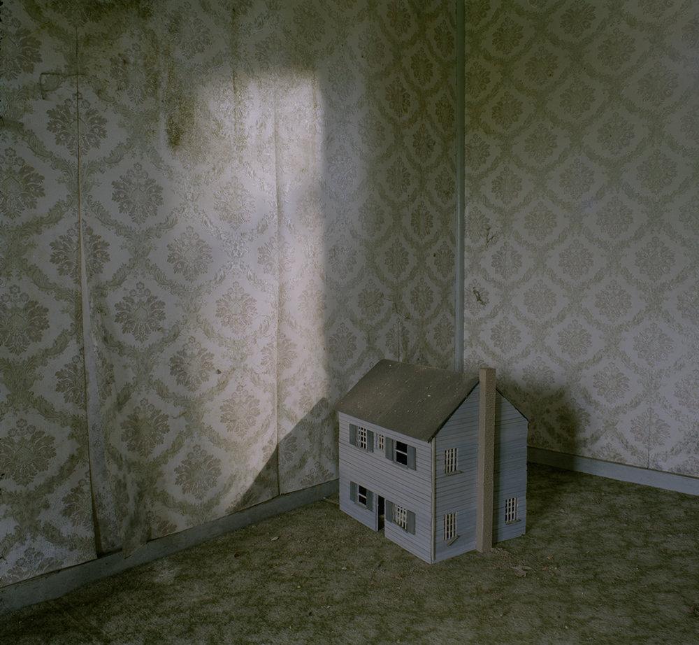 Study for a dollshouse  #6, 2017, 30 x 40 inch C-type print