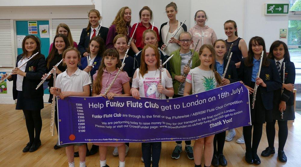 Funky Flute Club