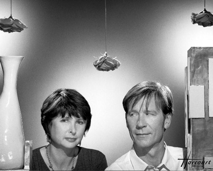 Garouste et Bonetti © photo Studio Harcourt