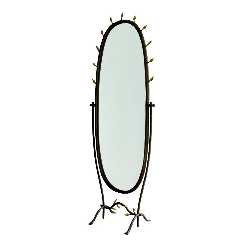Feuilles psyche mirror