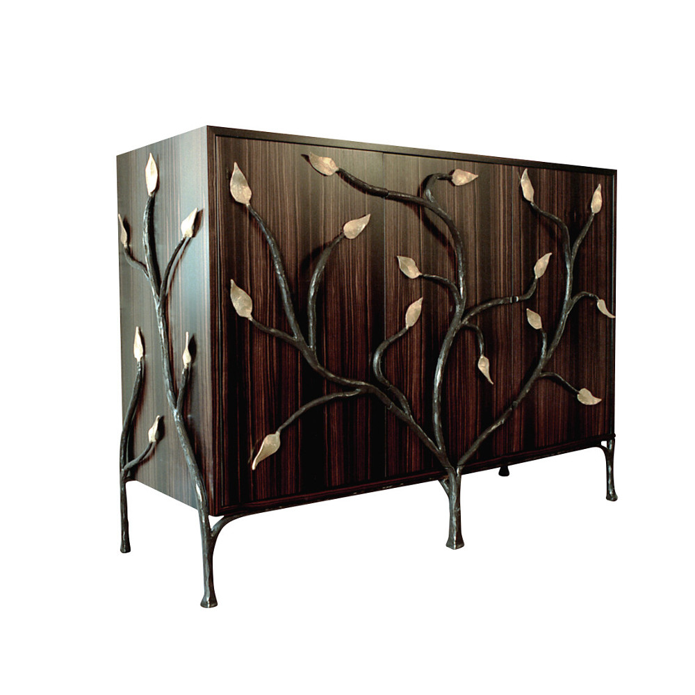 Feuilles commode