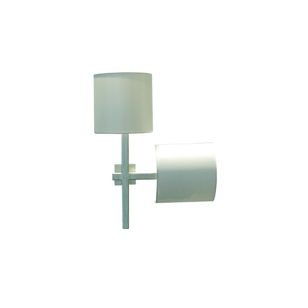 2 Carrés wall lamp