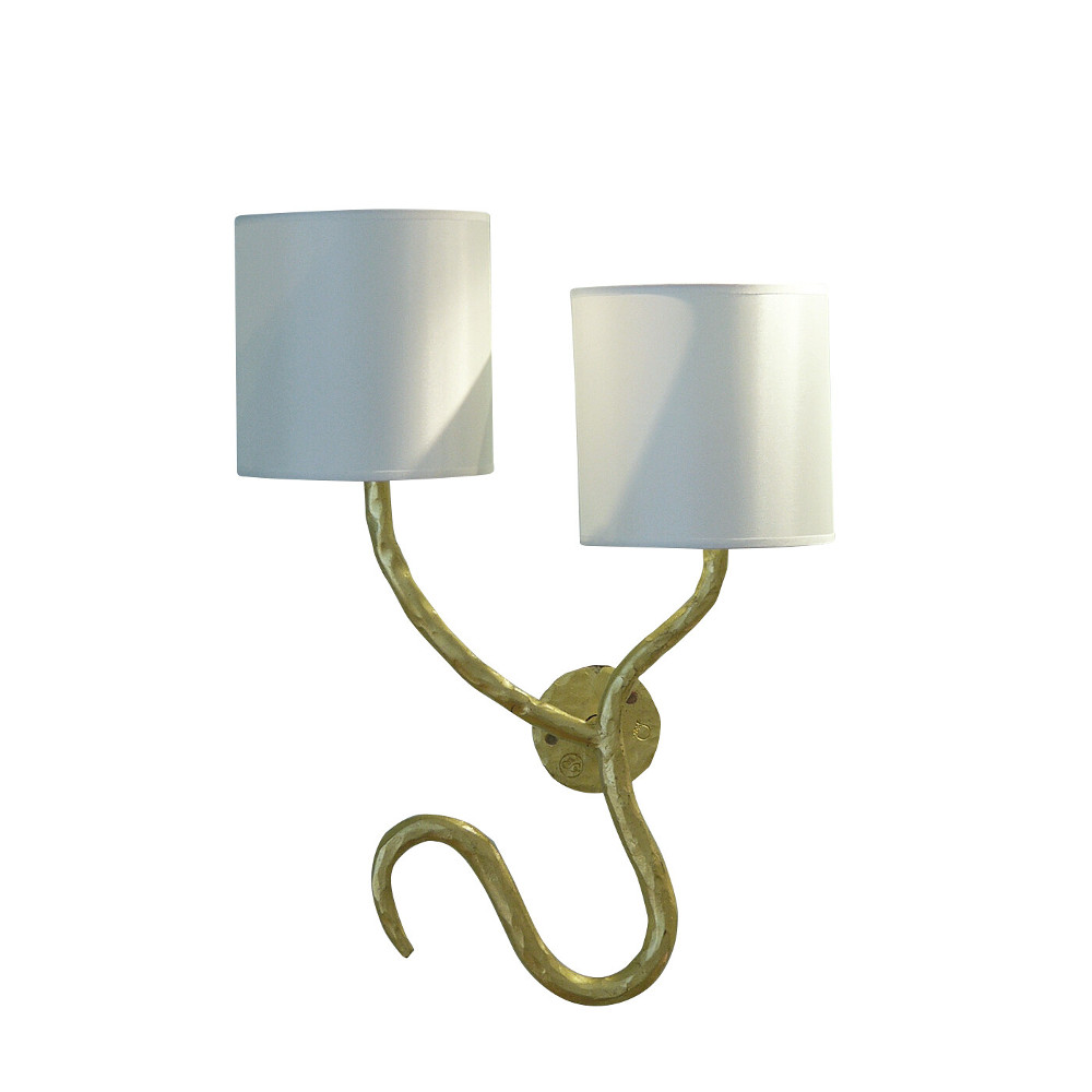 2 Branches wall lamp