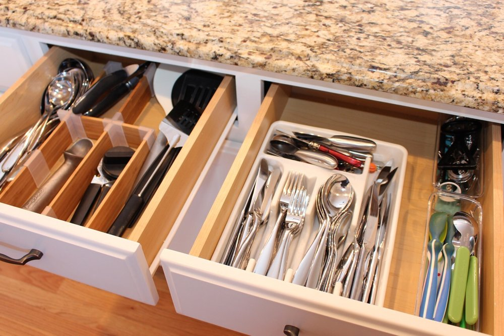 Kitchen utensils drawer large and silverware.jpg